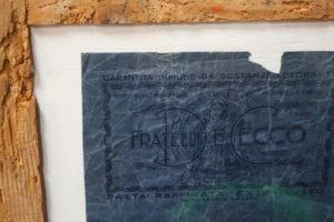 carta alimentare pasta de cecco