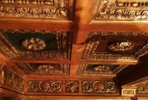 restauro soffitto comune di avezzano
