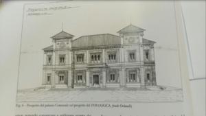 Comune di Avezzano progetto 1920