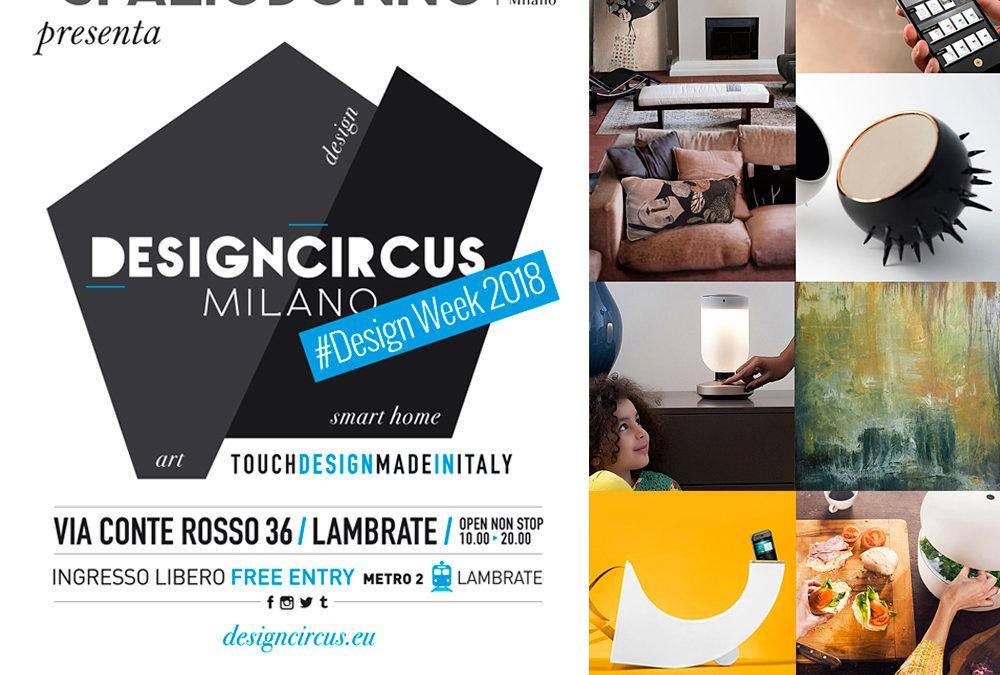 Milano Design Week 2018 – Venite a scoprire il Filofono